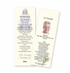 Our Lady Bookmark